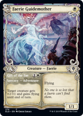Faerie Guidemother // Gift of the Fae - Foil - Showcase