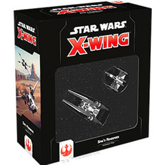 Star Wars X-Wing - 2nd Edition - Saw's Renegades Expansion Pack