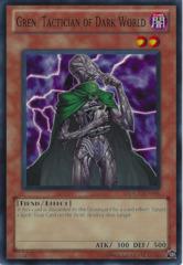 Gren, Tactician of Dark World - SDGU-EN008 - Common - Unlimited Edition
