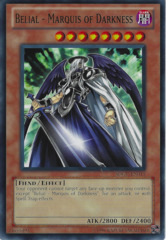 Belial - Marquis of Darkness - SDGU-EN015 - Common - Unlimited Edition