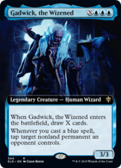 Gadwick, the Wizened (Extended Art) - Foil