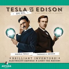 Tesla Vs. Edision: Duel