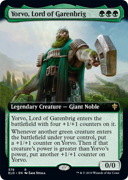 Yorvo, Lord of Garenbrig - Extended Art