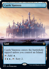 Castle Vantress - Foil - Extended Art