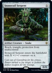 Stonecoil Serpent - Foil