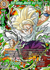 Son Gohan, Master and Pupil - DB1-098 - DPR