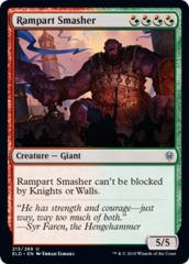 Rampart Smasher - Foil