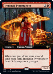Irencrag Pyromancer (Extended Art)