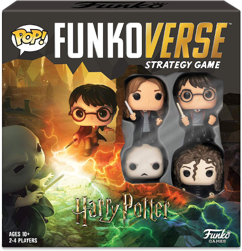 POP! Funkoverse Strategy Game Harry Potter 100 Base Set