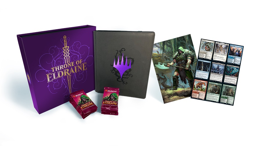 Throne of Eldraine Deluxe Collection