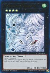 Tornado Dragon - DUDE-EN019 - Ultra Rare - 1st Edition