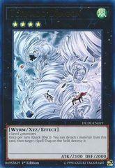 Tornado Dragon - DUDE-EN019 - Ultra Rare - 1st Edition
