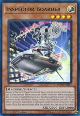 Inspector Boarder - DUDE-EN031 - Ultra Rare - 1st Edition