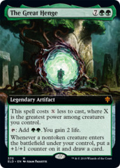 The Great Henge - Extended Art