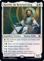 Kenrith, the Returned King - Buy-a-Box Promo
