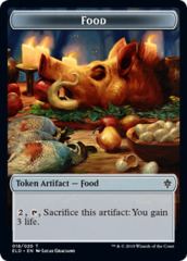 Food Token (018) - Foil