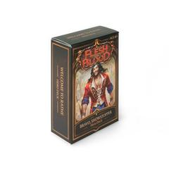 Flesh and Blood Welcome to Rathe Hero Deck - Bravo, Showstopper