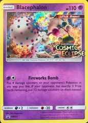 Blacephalon - SM221 - Staff Prerelease Promo - SM Black Star Promo