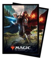 Ultra Pro Standard Deck Protector Sleeves Throne of Eldraine Royal Scions 100ct