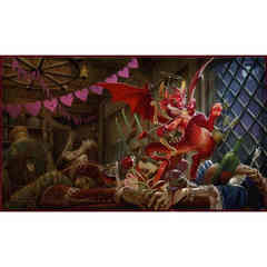Dragon Shield Sleeves: Valentine's Dragon 2020