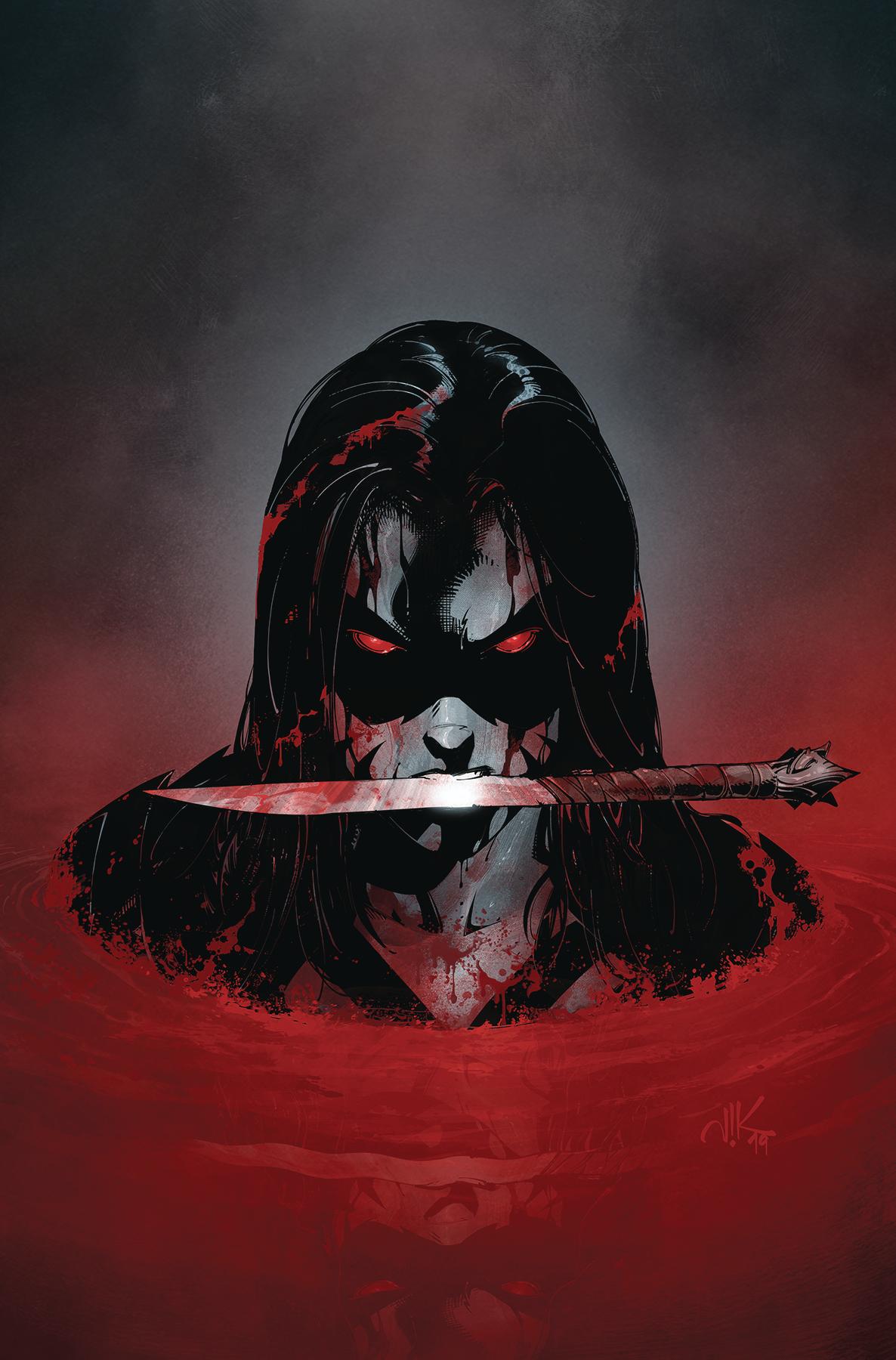 Infected Deathbringer #1 (STL140115)