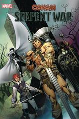 Conan Serpent War #1 (Of 4) (STL139173)