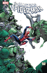 Amazing Spider-Man #35 2099 (STL138975)