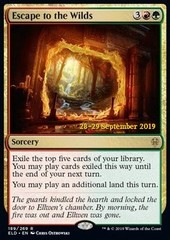 Escape to the Wilds - Foil Prerelease Promo