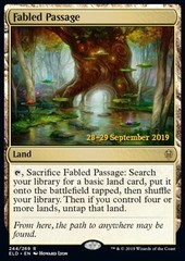 Fabled Passage - Foil (Prerelease)(ELD)