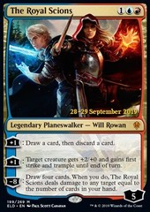 The Royal Scions (ELD Prerelease Foil)