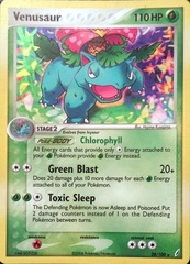 Venusaur - 28/100 - Cosmo Holo - Theme Deck Exclusive