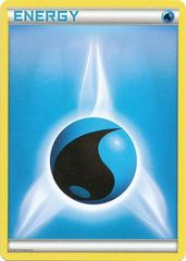Water Energy (Unnumbered 2013 Date) - Reverse Holo