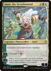 Ajani, the Greathearted - Foil