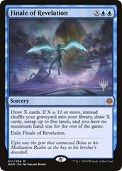 Finale of Revelation - Foil - Promo Pack