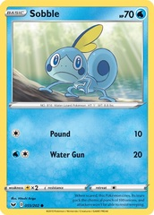 Sobble 055/202 Holo Promo - Galar Collection Box