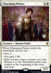 Charming Prince - Foil - Promo Pack