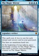 The Magic Mirror - Foil