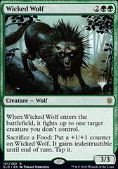 Wicked Wolf - Foil - Promo Pack