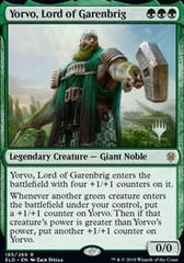 Yorvo, Lord of Garenbrig - Promo Pack