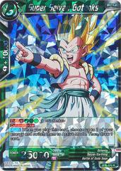 Super Saiyan Gotenks - BT1-070 - R - Shatterfoil