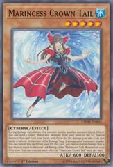 Marincess Crown Tail - CHIM-EN003 - Common - 1st Edition