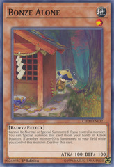 Bonze Alone - CHIM-EN032 - Common - 1st Edition