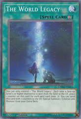 The World Legacy - CHIM-EN061 - Common - 1st Edition