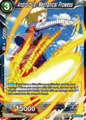 Android 18, Mechanical Prowess - XD2-03 - ST - Foil