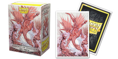 Dragon Shield Art Matte Sleeves - The God Hand: Essence of Insanity - 100ct