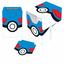 Ultra Pro Pokemon: Deck Box - Great Ball