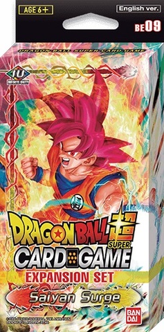 Dragon Ball Super TCG - Saiyan Surge - Expansion Set 09