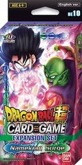 Dragon Ball Super TCG - Namekian Surge - Expansion Set 10
