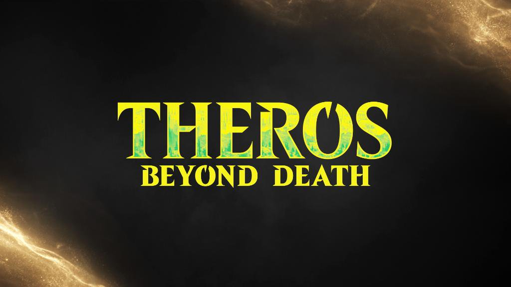 Theros Beyond Death Booster Case (6 boxes)