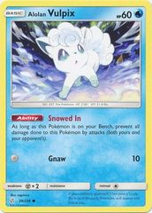 Alolan Vulpix - 39/236 - Common